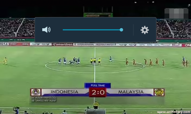 Malaysia vs Indonesia AFF Suzuki 2014 friendly match