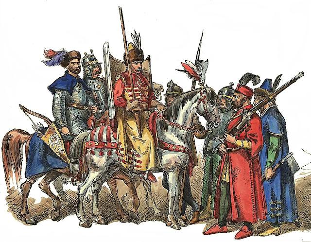 Wojsko_polsko_litewskie_1576_1586_Jan_Matejko