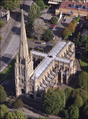 St Mary Redcliffe Church, Bristol