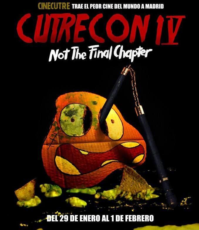 ¡Cartelicos!: CutreCon IV