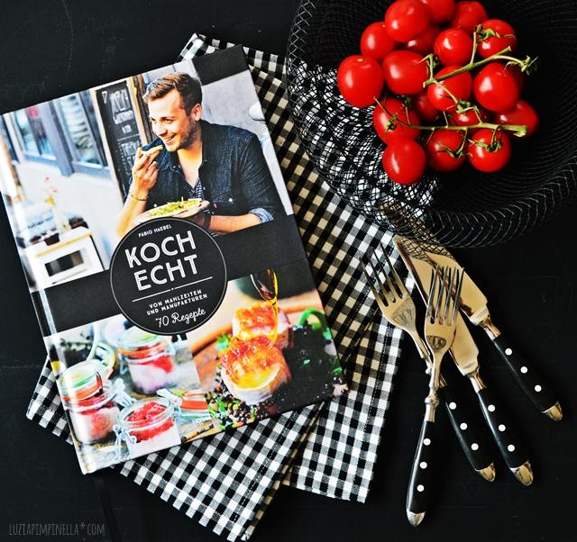 food buchtipp | koch echt rezepte von fabio haebel | luziapimpinella.com