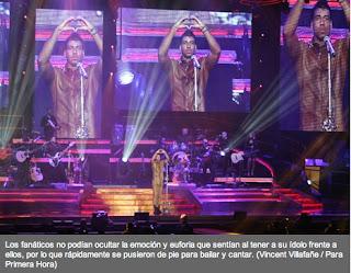 Romeo Santos sobrepasa expectativas en primer concierto como solista