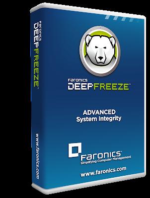Download Deep Freeze Standard Edition 7.8.1 Final + Serial Keys