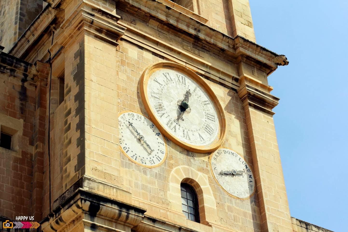 Co-Cathédrale Saint Jean à La Valette - Malte