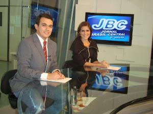 Gustavo Toledo e Dolores Renovato