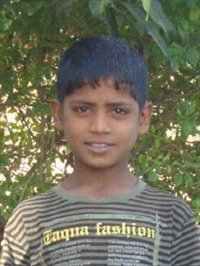 Kalpesh - India, Age 11