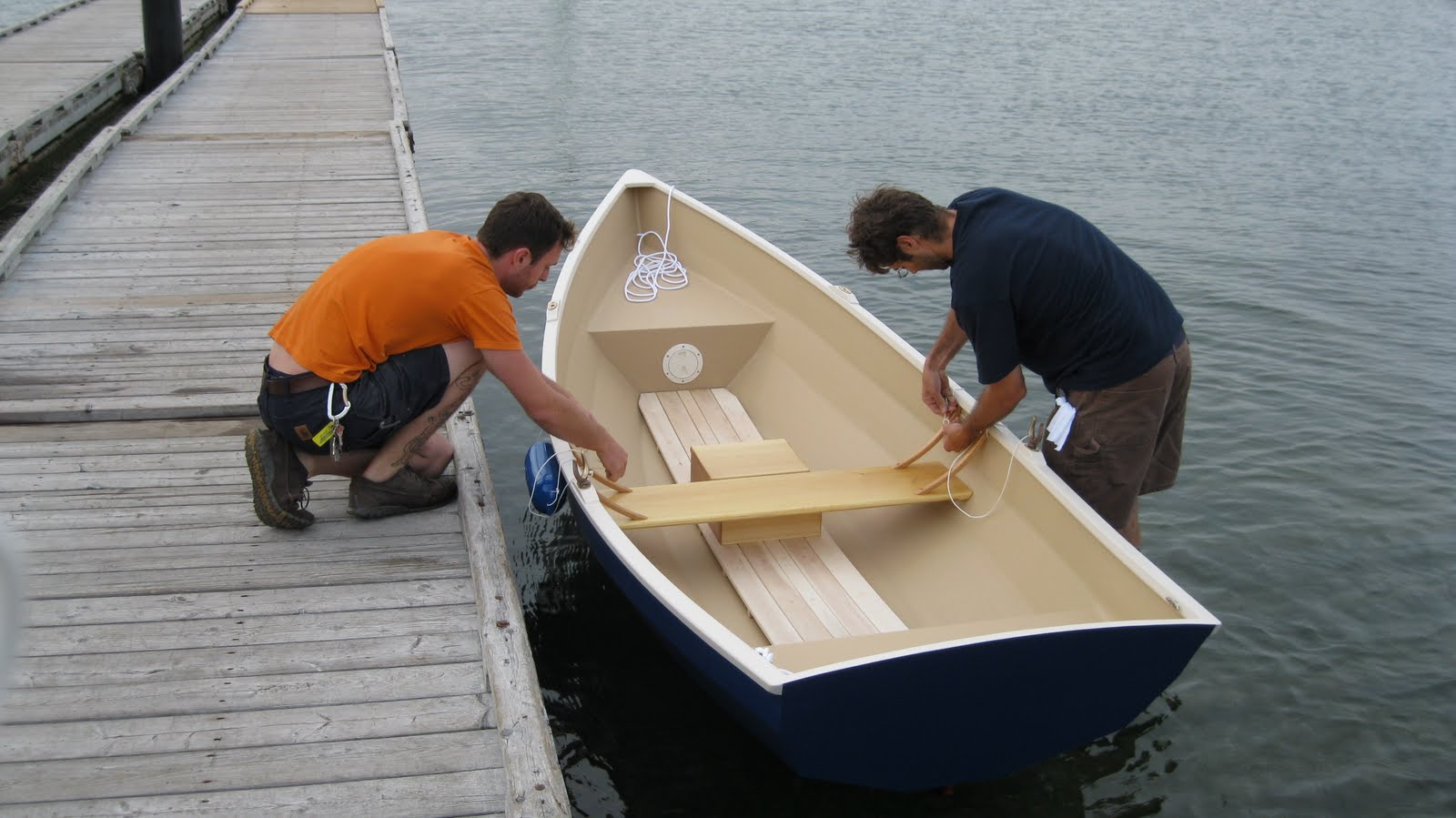 BB boat: Detail Stitch and glue kayak plans australia