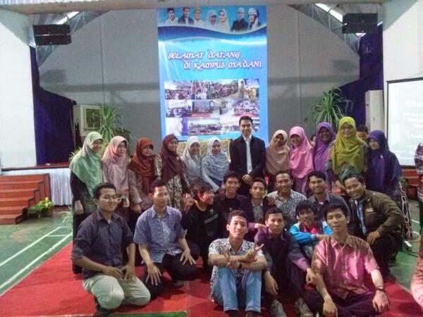 Bersama Para Peserta Seminar