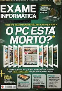 Download Revista Exame Informática Abril 2011