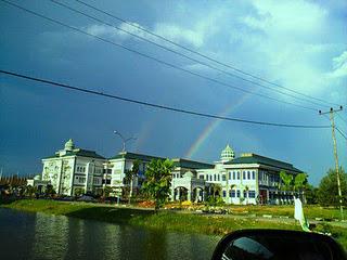 Fakultas Sains dan Teknologi UIN Suska Riau turut memperkenalkan pariwisata dan budaya serta produk produk unggulan UMKM maupun Home Industri lokal di Riau