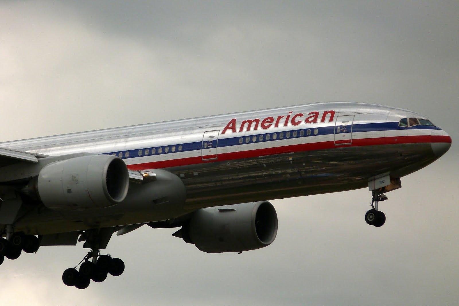 Fotos de la flota de American Airlines
