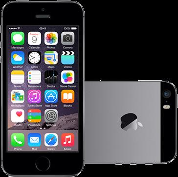 iPhone 5s 16GB[APPLE]