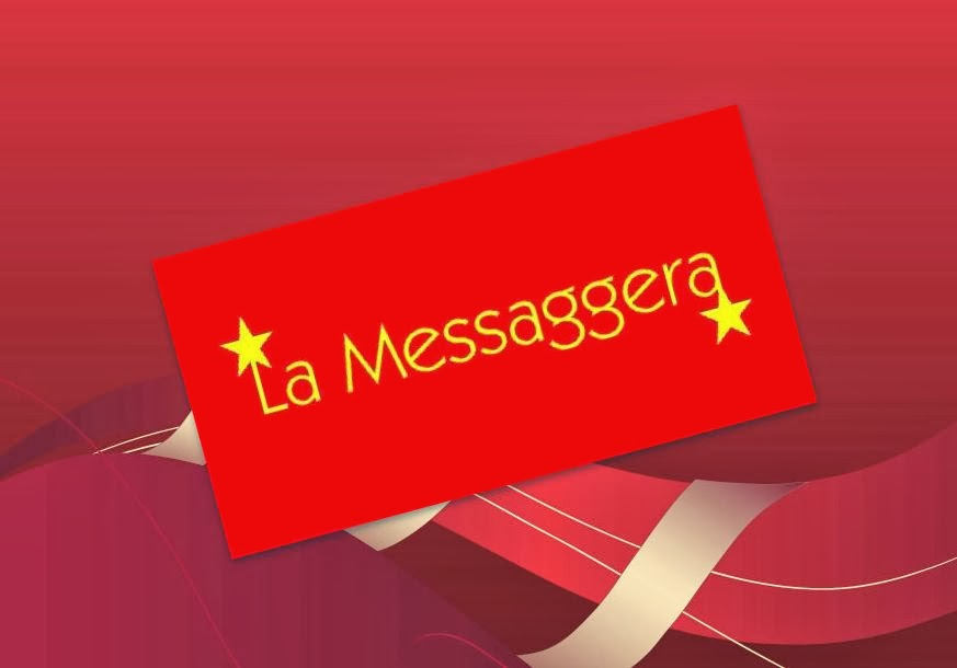 Logo: La Messaggera