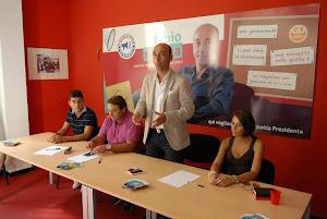 Presentazione candidatura Fabio Nicosia