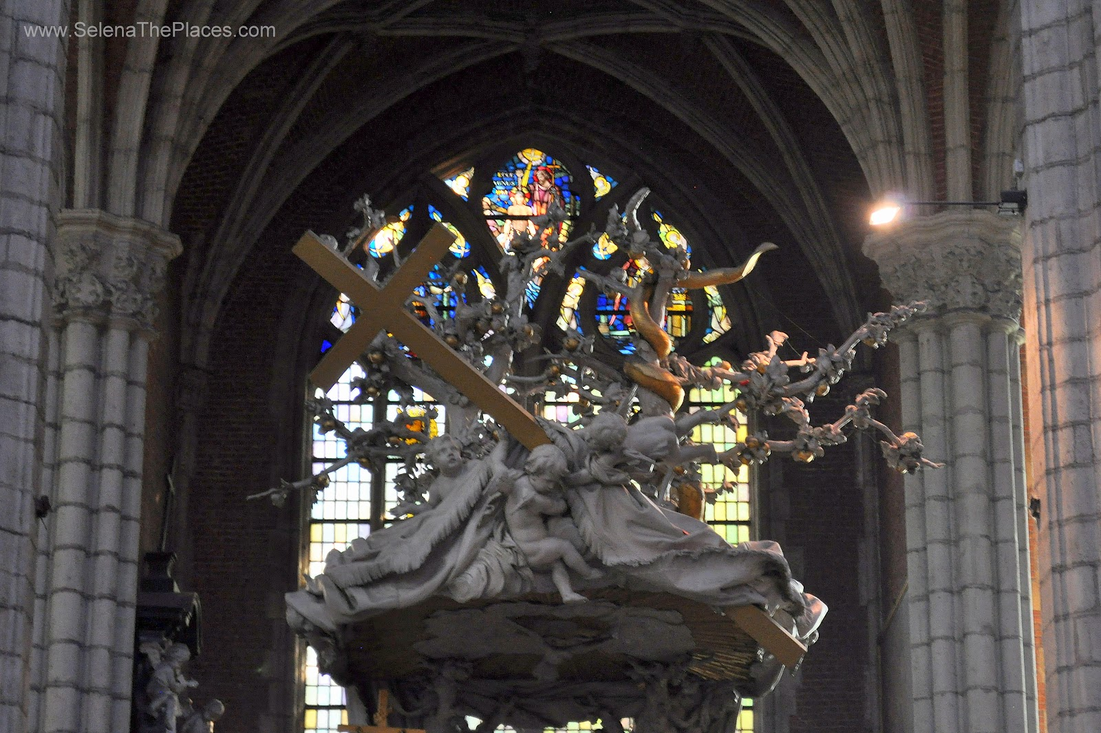 Saint Bavo Cathedral, Ghent, Belgium