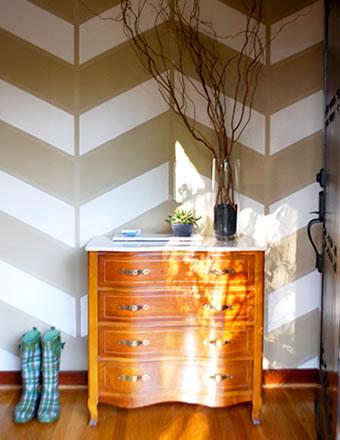 Transforme as paredes de sua casa sem gastar muito dinheiro