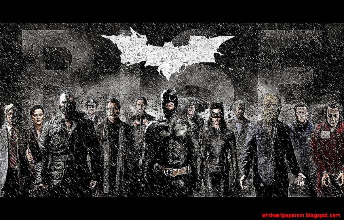 batman the dark knight trilogy
