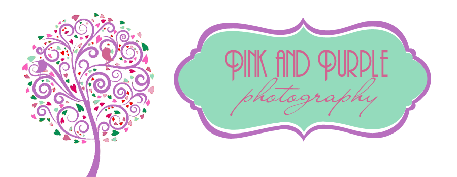 Pink and Purple Photography