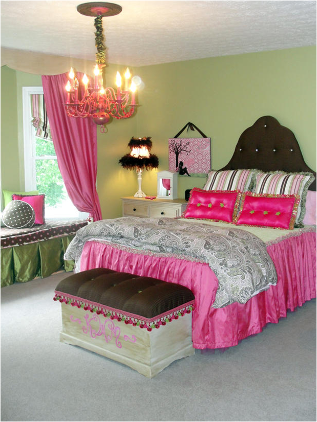 25Traditional Young Girls Bedroom Ideas