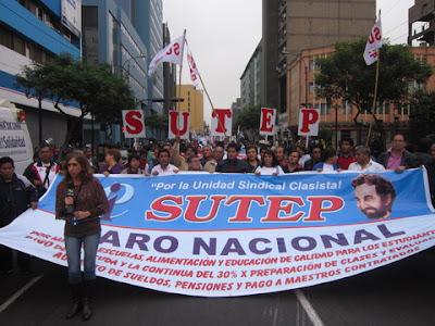ARCHIVOS DEL PARO SUTEP DEL 14 JUNIO 2012