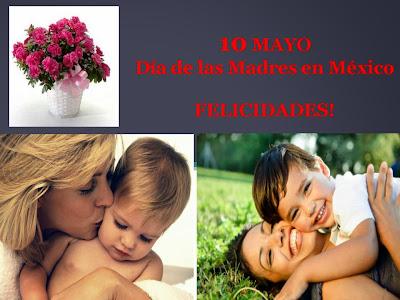 imagen feliz dia de las madres mexico - 10 mayo 08