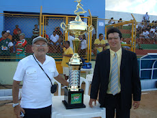 Troféu do 1º Turno do Estadual 2011 do RN!