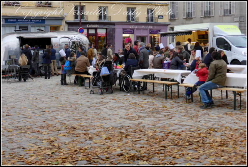 Food truck Versailles Goûts d'Yvelines