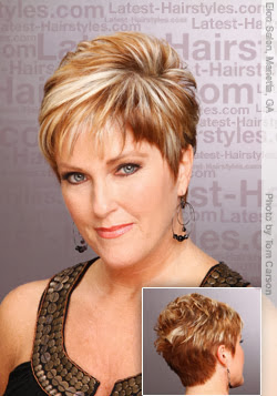 tips short hairstyles for women 2014