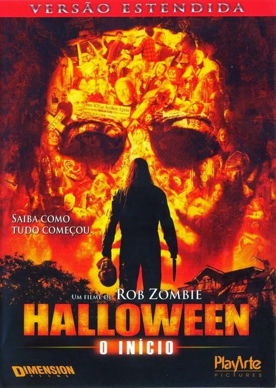 Halloween: O Início – Dublado (2007)