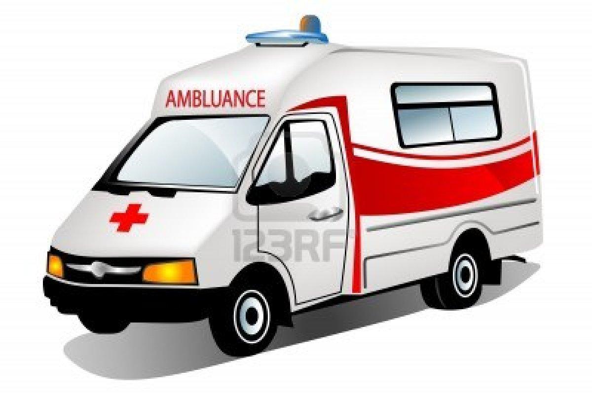 EMS Ambulance Cartoons