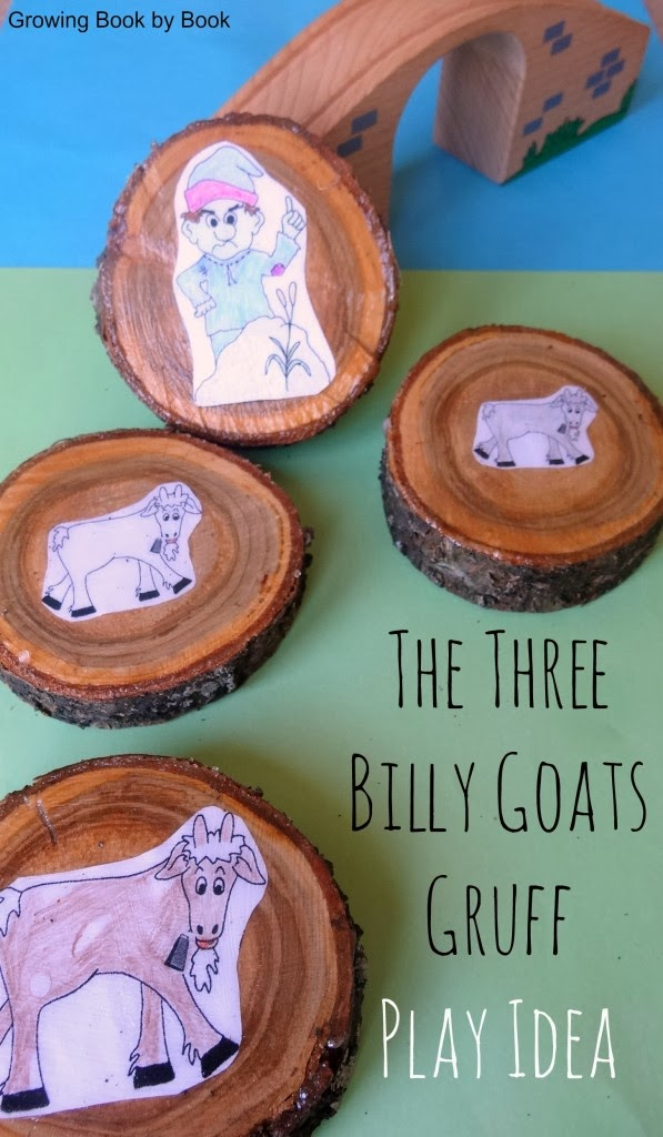 http://growingbookbybook.com/2014/02/10/the-three-billy-goats-gruff/