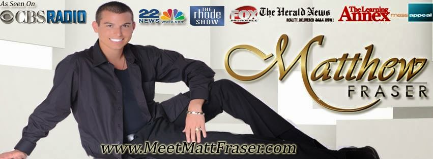 Enter the Medium Matt Fraser at FOXWOODS Ticket Giveaway. Ends 5/19.