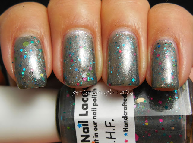 Hit Polish U.H.F. Over Nars Disco Inferno