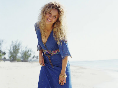 Pop Star Shakira Wallpapers pop girl