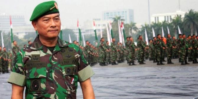 Panglima TNI: Prajurit Yang Masih Nakal Akan Habis Kariernya