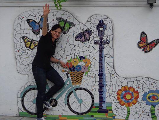 Escuela de mosaico rk mosaico trabajos de rk mosaico for El mural de mosaicos