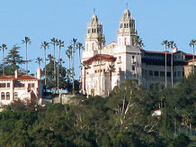 Vacation Getaway: Hearst Castle part 1
