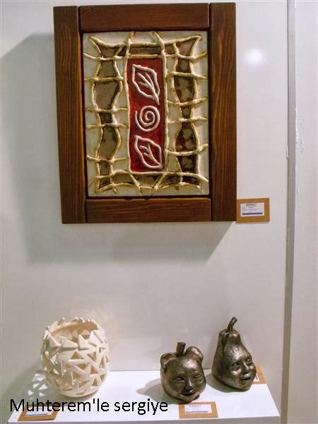 ceramic tile art