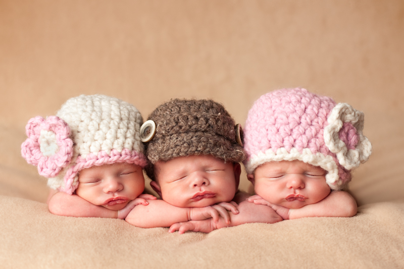 Quotes About Triplet Babies Quotesgram