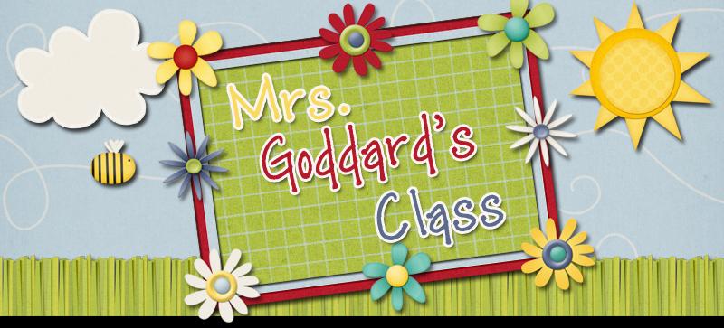 Mrs. Goddard's Class