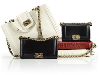 "Chanel To Launch ""Boy"" Collection for Fall 2011"