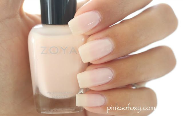 Zoya Laurie Nail Swatches