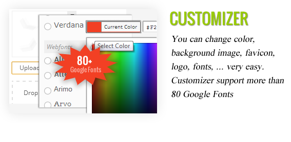 desc customizer Lead Press   Flexible Magazine WordPress Theme
