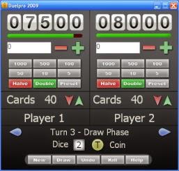 Duel Pro 2009