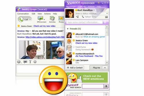 Yahoo! Messenger 11.5.0.228 Chát miễn phí