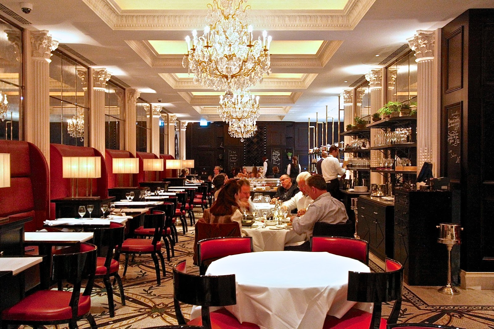 brasserie chavot revisited and a to-die-for cassoulet!