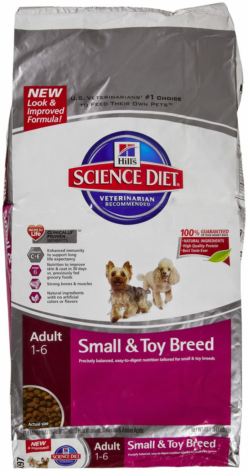 Small Toy Food : Pet industry news recall hill s nutrition recalling