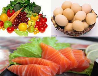 Những thực phẩm tốt cho làn da mụn