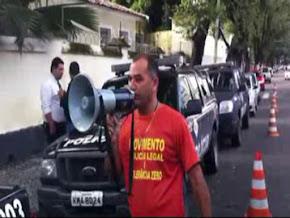Operação Polícia Legal em maio de 2011