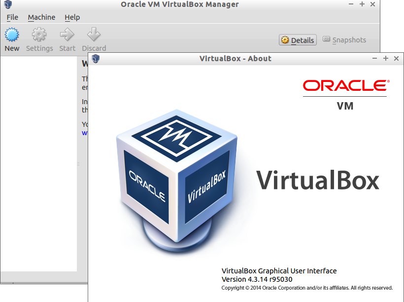 Install Virtualbox 4.3 On Ubuntu 14.04 From Repository Source